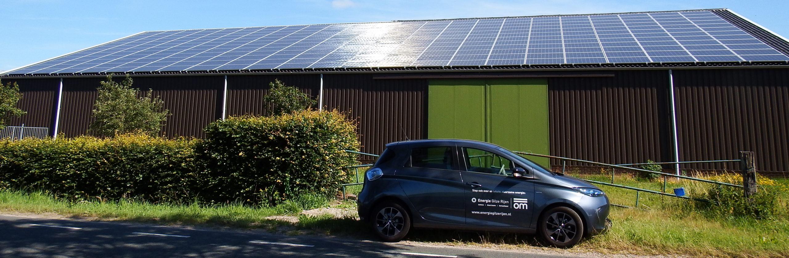 GO GREEN SLUIT JE AAN BIJ 100% GROENE LOKALE ENERGIE